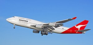 QANTAS Domestic Expenditure conducted in International airways