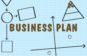 One Page Business Plans